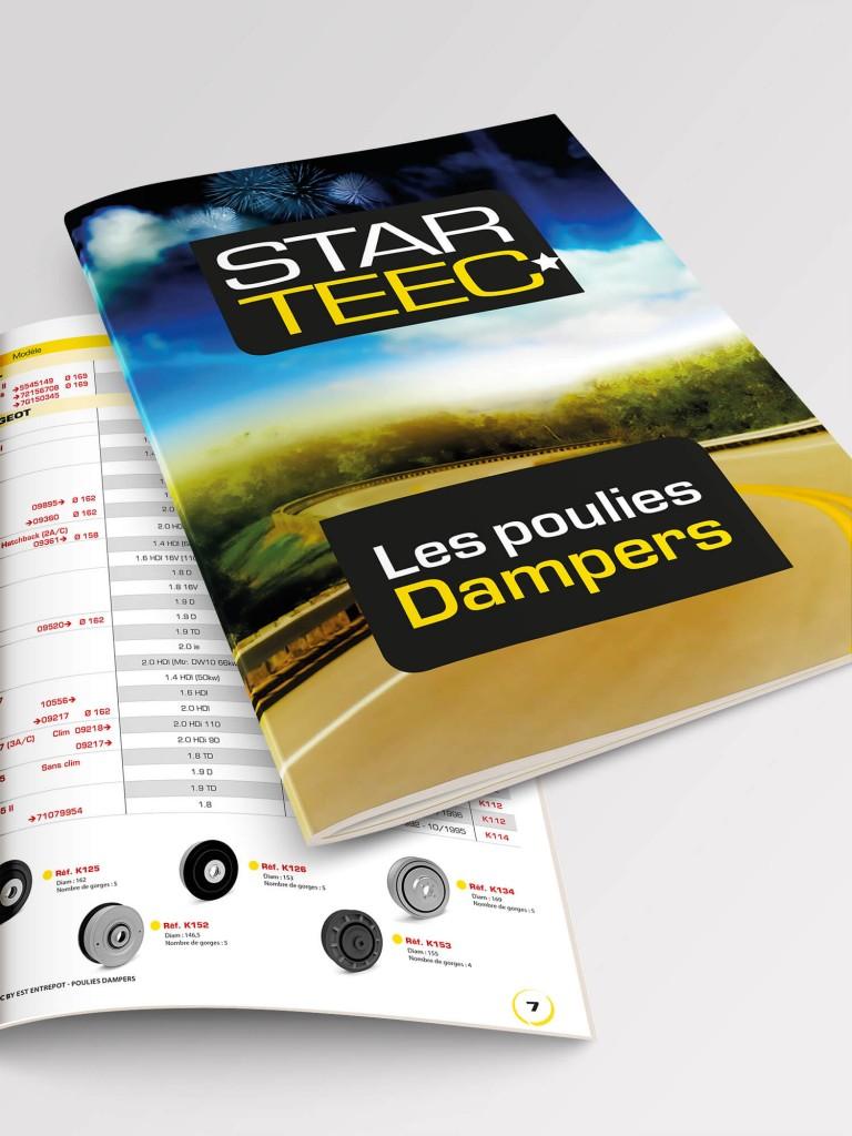 Catalogue Starteec