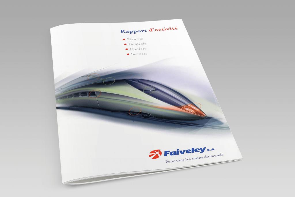 Rapport d'activité Faiveley