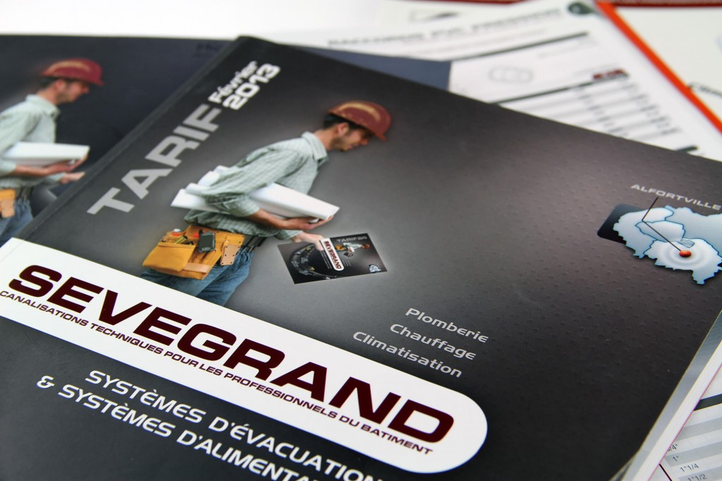 Catalogue Sevegrand